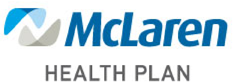 McLaren Health Plan Logo